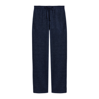 Men Others Solid - Unisex Linen Pants Solid, 371 front