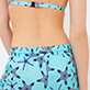 Women Others Printed - Women Swim Short in light fabric Starfish Dance, Lazulii blue supp1