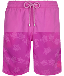 Men Long classic Magic - Men Long Swim Trunks Tortues Indies Water-reactive, Mumbai front