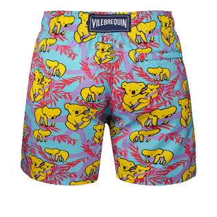 Boys Others Printed - Boys Lightweight and packable Swimtrunks 6.7 Sydney - Web Exclusive, Tropezian blue back