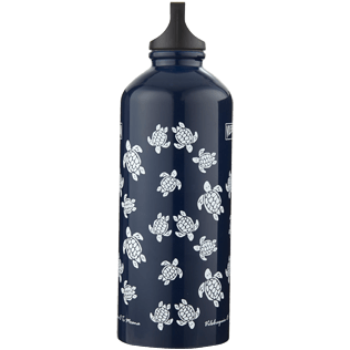 Others Solid - Turtle Water Bottle, Unique back