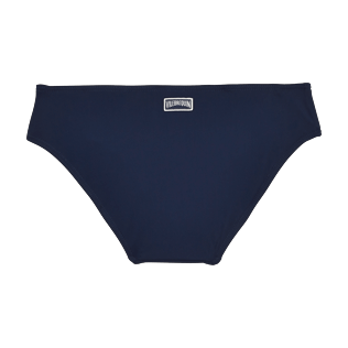 Girls Bottoms Lazercut - Micro Ronde des Tortues Bikini bottom, Navy back