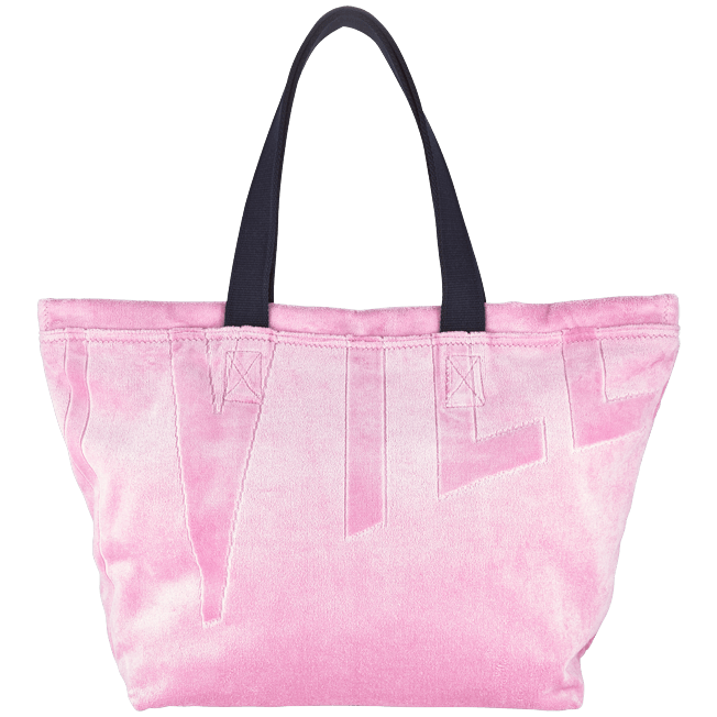 Vilebrequin - Large Terry Cloth Beach bag Solid Jacquard - 2