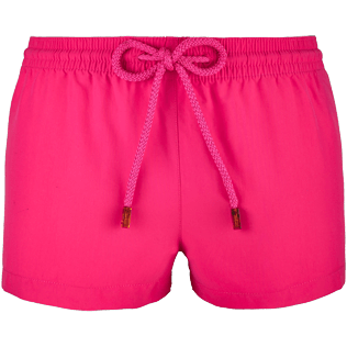 Women Shorties Solid - Women Shortie Solid, Shocking pink front
