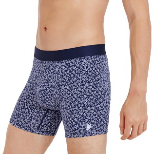 Men Others Printed - Turtles Boxer, Navy supp1