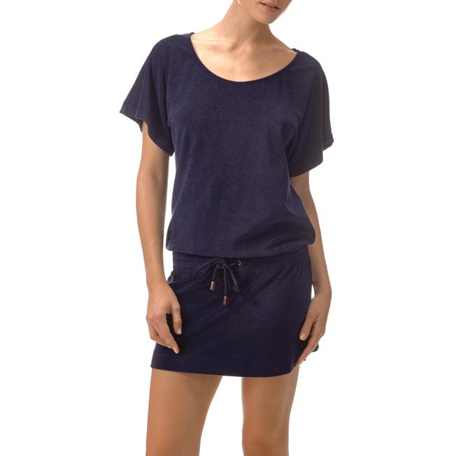 Vilebrequin - Robe t-shirt éponge - 3