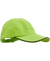 Others Solid - Unisex Cap Solid, Lemongrass front