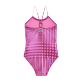 Girls Others Printed - Girls One piece Swimsuit Crocros, Mumbai back