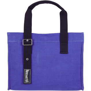 Others Solid - Unisex Small Beach Bag Solid, Royal blue front