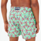 Men Classic Embroidered - Men Swimwear Embroidered Indian Ceramic- Limited Edition, Cardamom supp1