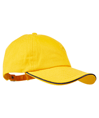 Others Solid - Unisex Cap Solid, Curry front