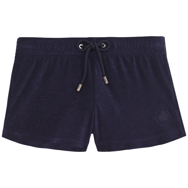 Vilebrequin - Women Terry Cloth Shortie Solid - 1