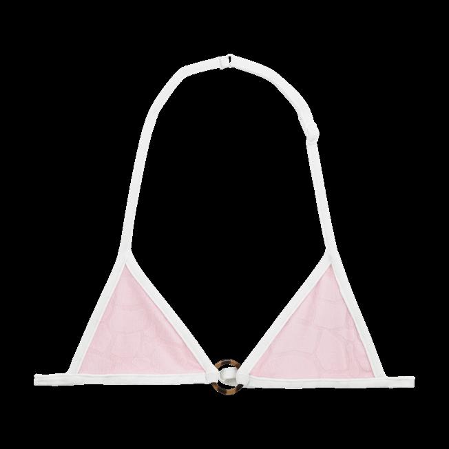 Vilebrequin - Haut de maillot triangle Ecailles de Tortues Jacquard - 1