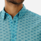 Others Printed - Unisex Cotton Shirt Ancre De Chine, Seychelles supp5