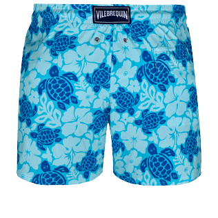Men Stretch classic Printed - Men Swim Trunks Stretch Tortues Hawaï - Web Exclusive, Celestial back