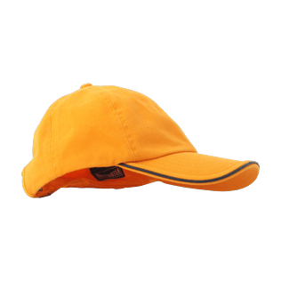 Others Solid - Kids Cap Solid, Mango front