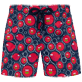 Girls Others Printed - Girls Swim Short Crackers, Navy front