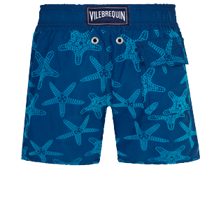 Boys Others Printed - Boys Swim Trunks Starfish Dance, Goa back