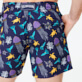 Men Classic Printed - Men Swimwear Rocket Medusa, Sapphire supp1