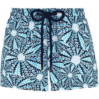 Women Others Printed - Women Swim short Oursinade, Navy front