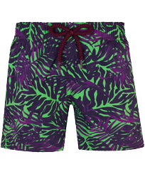 Boys Others Printed - Boys Swimwear Stretch Madrague, Grass green front