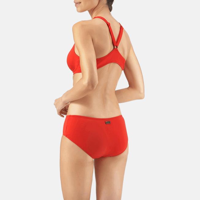 Vilebrequin - Shaping Solid Water Bikini bottom - 5