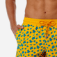 Men Classic Printed - Men Swimwear Flocked Micro Ronde Des Tortues, Mango supp1