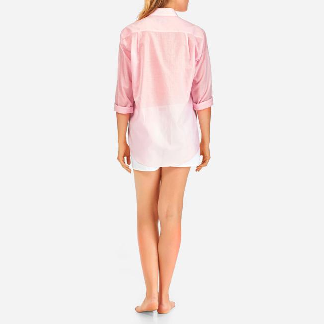 Vilebrequin - Unisex Cotton Shirt Solid - 9