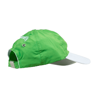 Others Solid - Kids Cap Solid Fluo, Neon green back