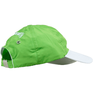 Others Solid - Unisex Cap Solid fluo, Neon green back