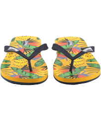 Men Others Printed - Men Flip Flops Go Bananas, Curry frontworn