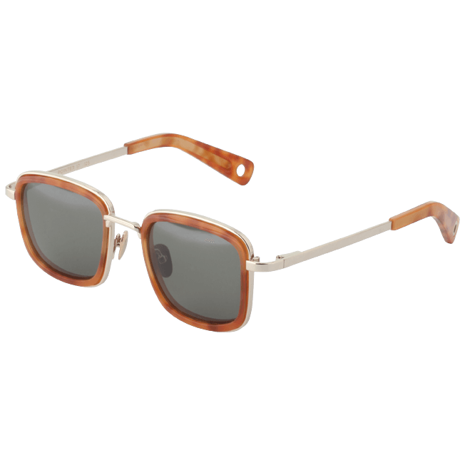 Vilebrequin - Gafas de sol khaki mono - 2