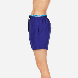 Men Ultra-light classique Solid - Men Lightweight and Packable Swimwear Solid and Splash, Neptune blue supp3