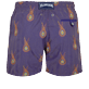 Men Classic Embroidered - Men Swimwear Embroidered Paon Paon - Limited Edition, Caraway back