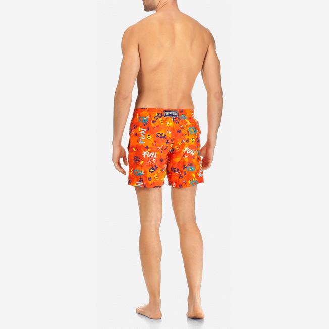 Vilebrequin - Maillot de bain Homme Imprimé et Brodé Sea Sex and Fun - 4