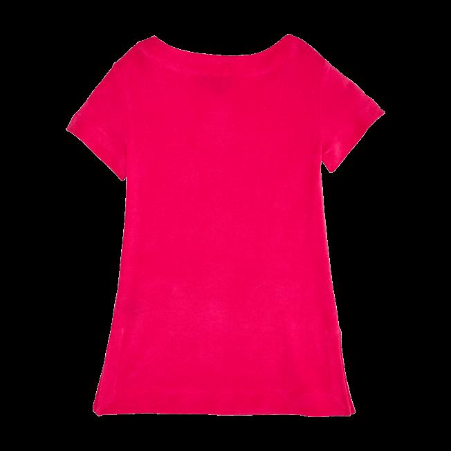 Vilebrequin - Robe Fille en Eponge Unie - 2