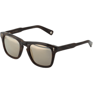 Others Solid - Khaki mono Sunglasses, Khaki back