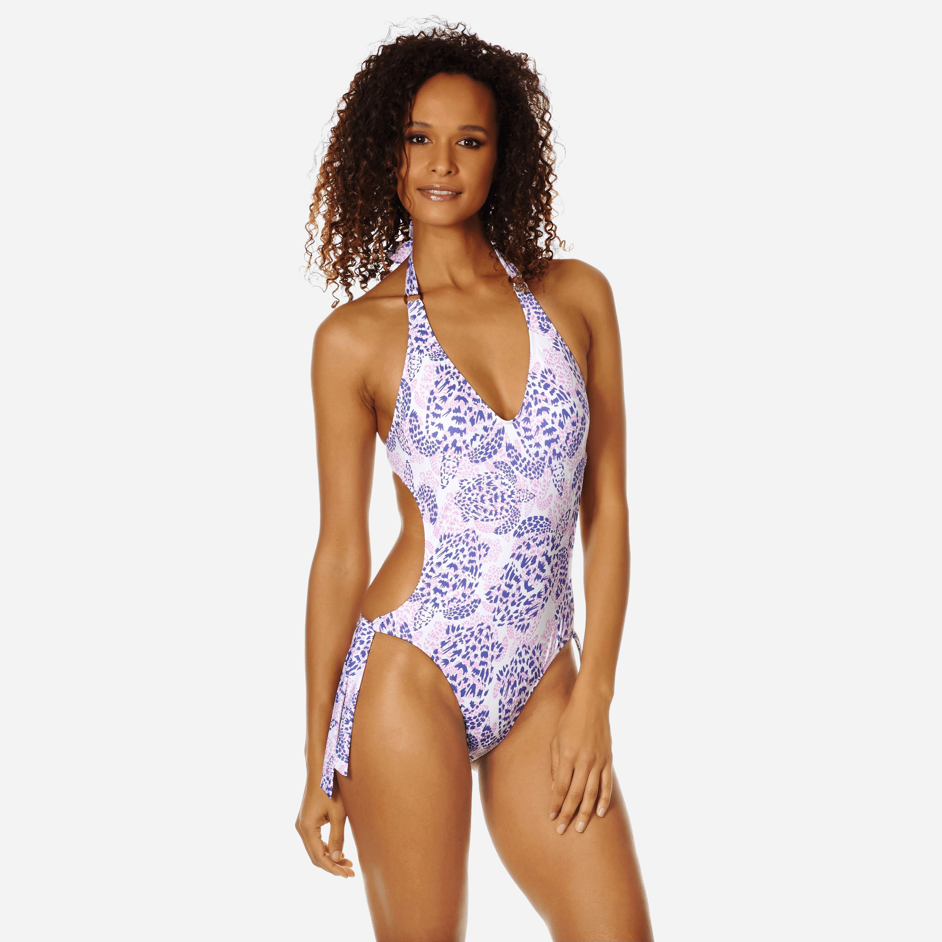 VILEBREQUIN | Women Swimwear - Women One Piece Swimsuit Trikini Jungle Turtles - SWIMMING TRUNK - FIFI - White - XXS - Vilebrequin | Goxip