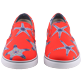 Men Others Printed - Men Shoes Starfish Dance, Medlar frontworn