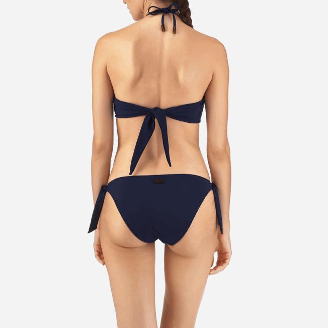 Vilebrequin - Blue Breath Embroidered Bikini bottom - 5