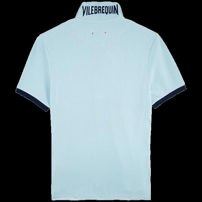 Vilebrequin - Polo en piqué de algodón con estampado Harbor para hombre - 2