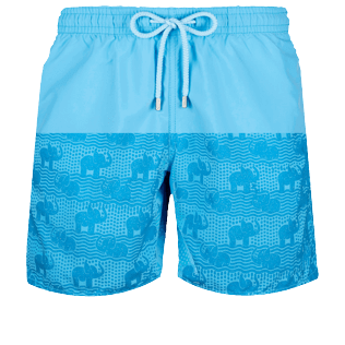 Men Classic Magical - Men Swimwear Elephants Bathroom Water-reactive, Jaipuy front