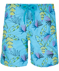 Boys Others Embroidered - Boys Swim Trunks Go Bananas, Jaipuy front