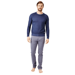 Men Others Solid - Men Slim chino Pants, Grey supp2
