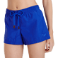 Women Others Magique - Women Swim Short Crabs, Royal blue supp1