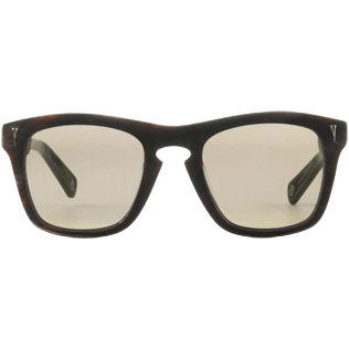 Others Solid - Khaki mono Sunglasses, Khaki front