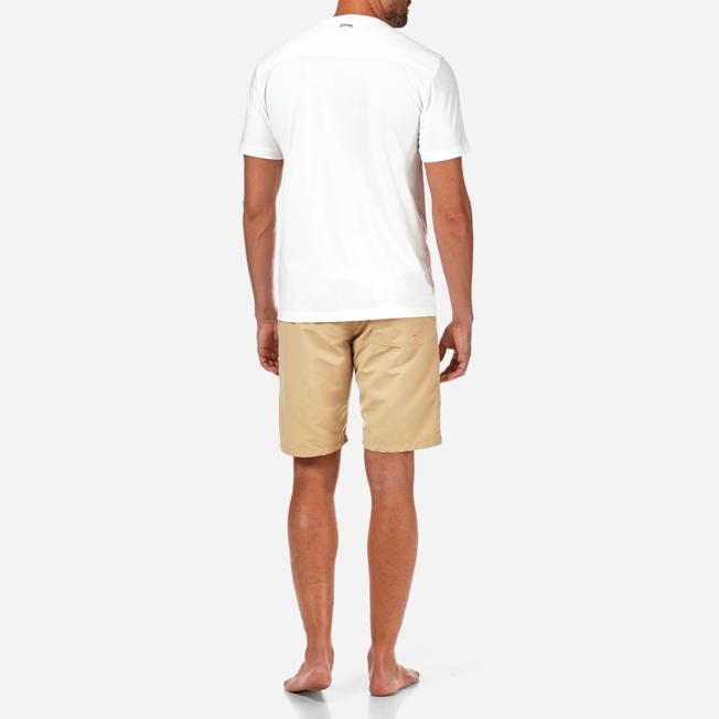 Vilebrequin - T-shirt en Jersey de Coton Pima Homme Uni - 4