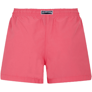 Women Others Printed - Women Water Reactive Swim Short Shellfish and Turtles, Cherry blossom back