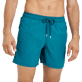Men Classic Solid - Men Swim Trunks Solid, Pine wood supp1