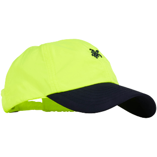 Others Solid - Kids Cap Solid, Neon yellow front